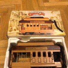 Teléfonos: ANTIGUO TRANVIA DE TELEFONO SAN FRANCISCO CABLE CAR FUNCIONANDO. Lote 139954230