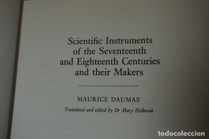 Antigüedades: 'Scientific Instruments of the Seventeenth and Eighteenth Centuries and Their Makers' - Foto 3 - 140060166