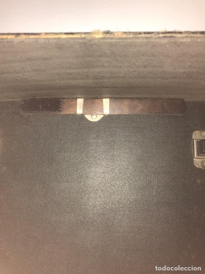 Antigüedades: Antigua máquina de escribir Remington Portable, Made in USA. Con maletín - Foto 9 - 140091333