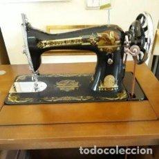 Antigüedades: MAQUINA DE COSER SINGER ( INGLESA ). Lote 140167670