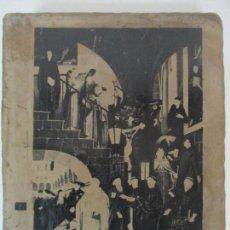 Antigüedades: ANTIGUA PIEDRA LITOGRÁFICA - LOS HUÉRFANOS DE LA ALDEA - DUCRAY-DUMINIL, FRANÇOIS GUILLAUME - 1842. Lote 140202718
