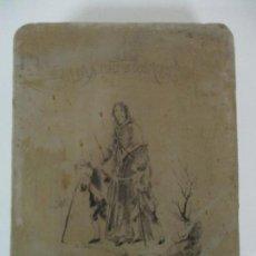 Antigüedades: ANTIGUA PIEDRA LITOGRÁFICA - LOS HUÉRFANOS DE LA ALDEA - DUCRAY-DUMINIL, FRANÇOIS GUILLAUME - 1842. Lote 140203054