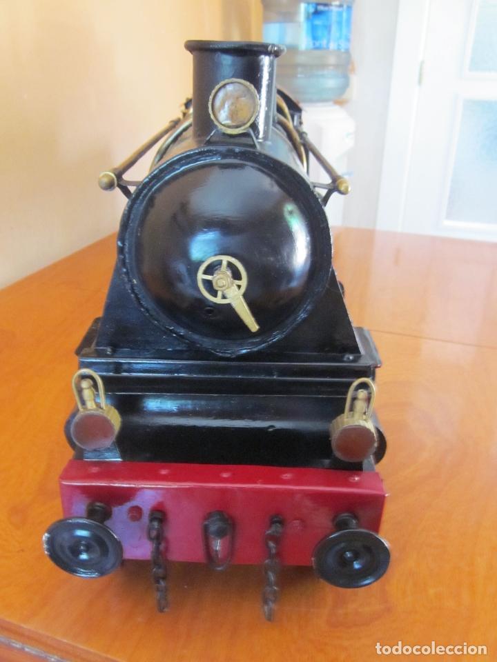 Antigüedades: Maqueta original de muestra para su fabricación - Foto 4 - 140230602