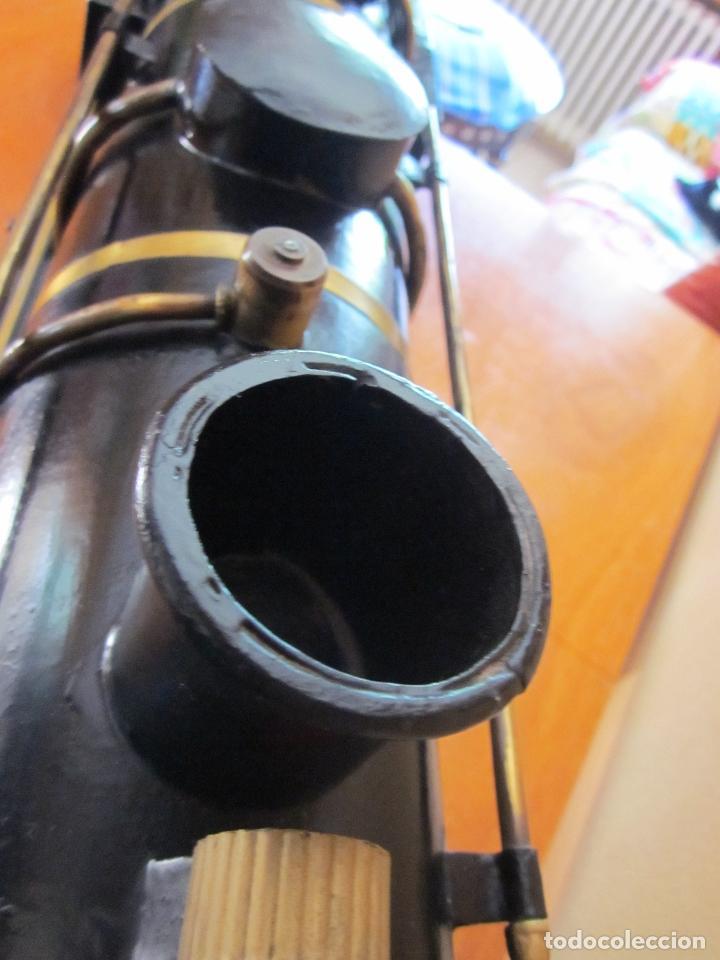 Antigüedades: Maqueta original de muestra para su fabricación - Foto 7 - 140230602