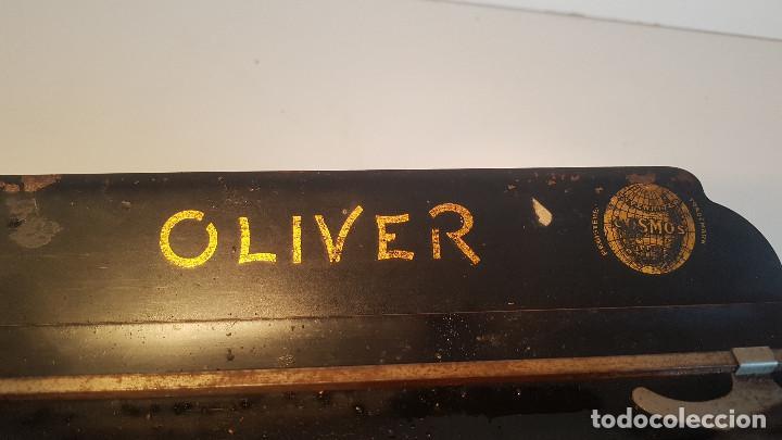 Antigüedades: Oliver No.11, maquina de escribir de los años 20, fabricada en los EEUU - ver video ! - Foto 4 - 140243770