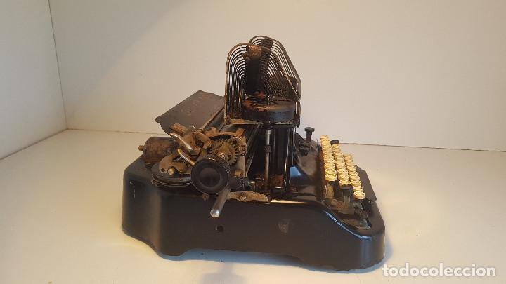Antigüedades: Oliver No.11, maquina de escribir de los años 20, fabricada en los EEUU - ver video ! - Foto 6 - 140243770