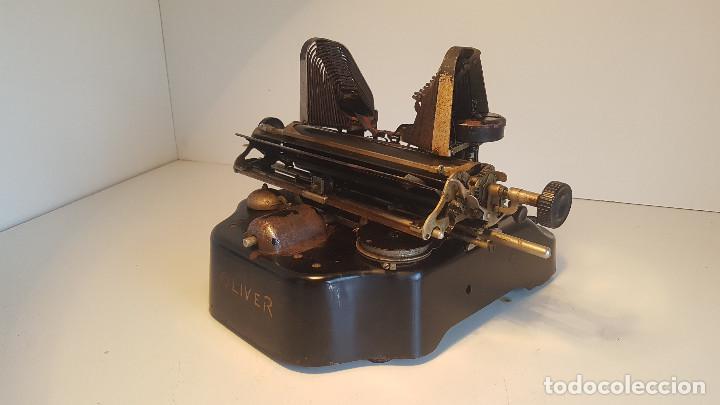 Antigüedades: Oliver No.11, maquina de escribir de los años 20, fabricada en los EEUU - ver video ! - Foto 7 - 140243770