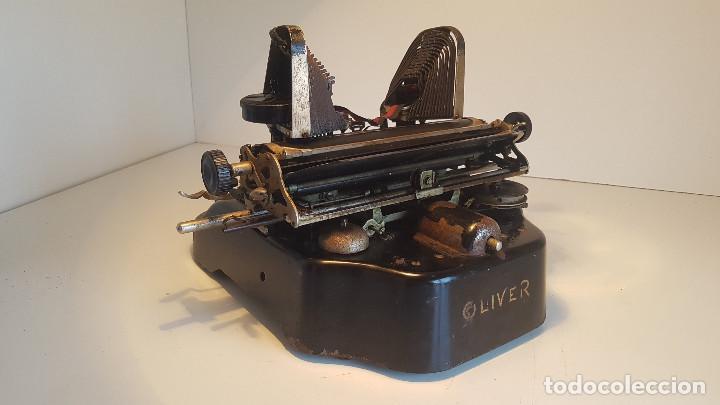 Antigüedades: Oliver No.11, maquina de escribir de los años 20, fabricada en los EEUU - ver video ! - Foto 8 - 140243770