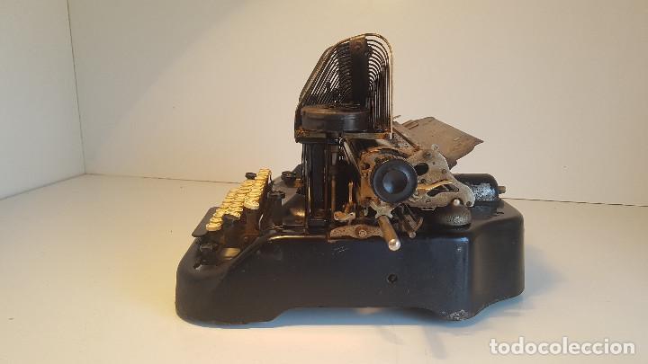 Antigüedades: Oliver No.11, maquina de escribir de los años 20, fabricada en los EEUU - ver video ! - Foto 9 - 140243770