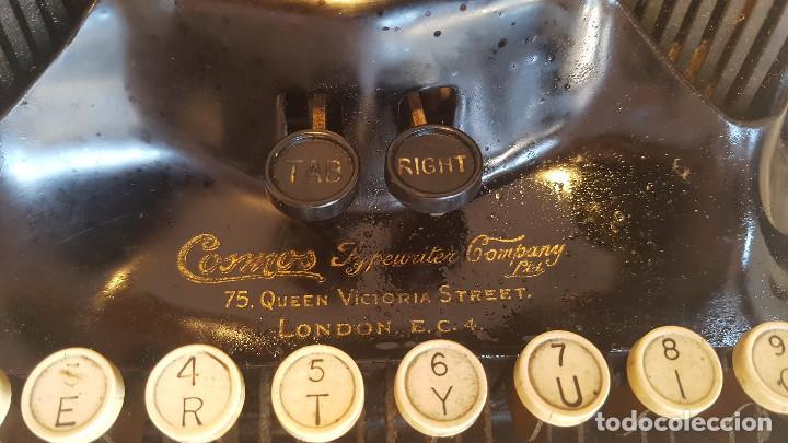 Antigüedades: Oliver No.11, maquina de escribir de los años 20, fabricada en los EEUU - ver video ! - Foto 11 - 140243770