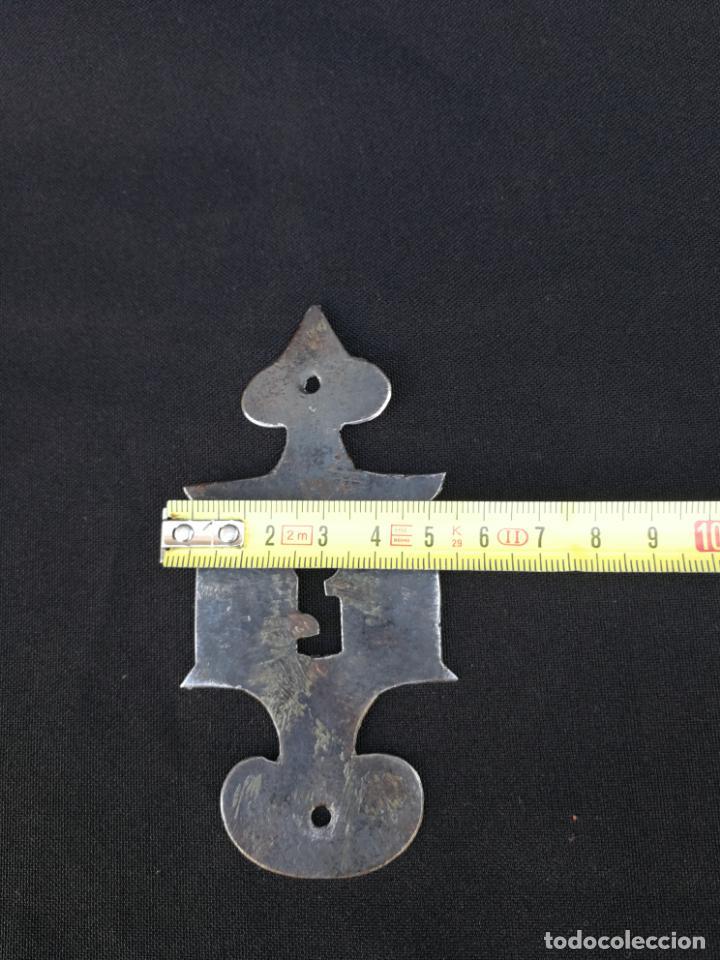 Antigüedades: BOCALLAVES EN HIERRO - Foto 4 - 140316362