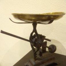Antigüedades: ANTIGUA BALANZA FAMI PATENT DE UN SOLO PLATO. Lote 140364174
