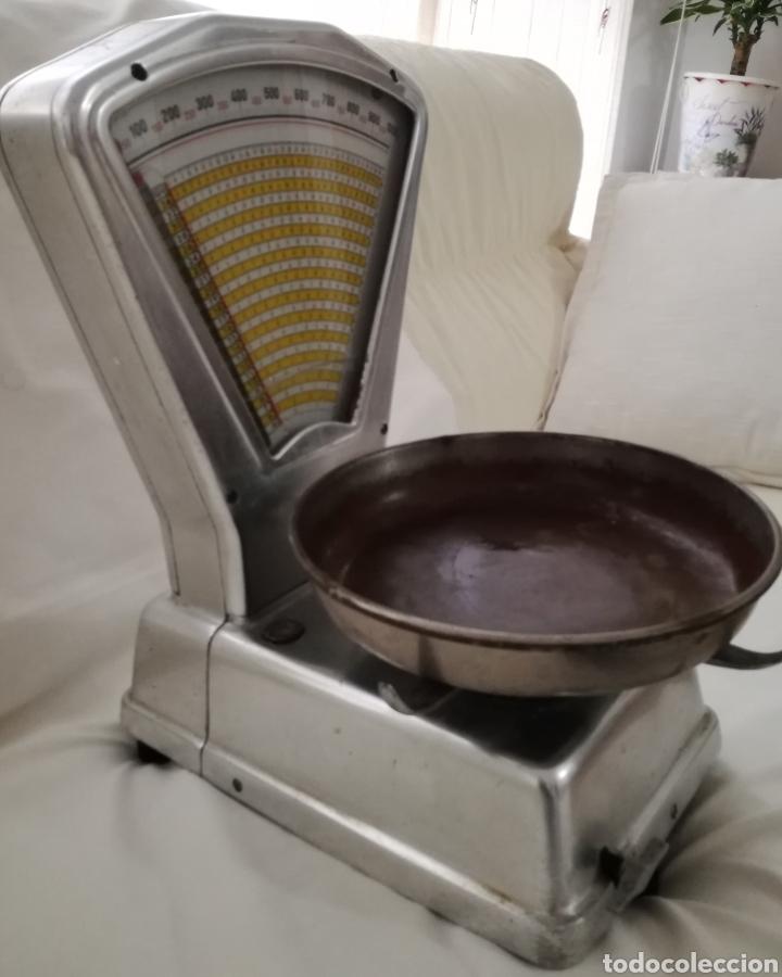 Antigüedades: Antigua Bascula Mobba 3 kg. - Foto 2 - 140411538