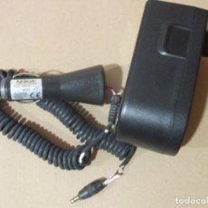 Teléfonos: CARGADOR COCHE NOKIA PUNTA GRUESA + ADAPTADOR DE RED ELECTRICA PARA TODO TIPO DE CARGADORES MECHERO. Lote 140481234