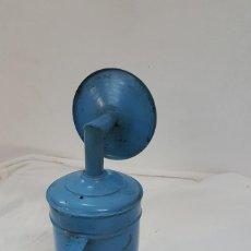 Antigüedades: LAMPARA DE CARBURO. Lote 140516258