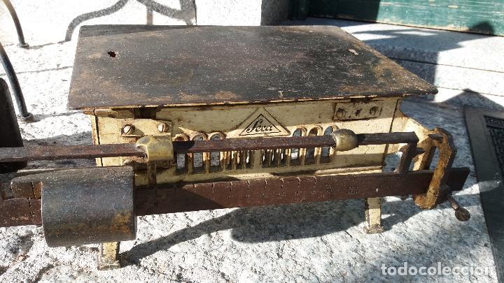 Antigüedades: BÁSCULA PRINCIPIOS DE SIGLO MARCA SECA - Foto 3 - 140409034