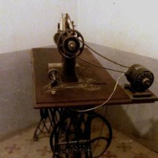 Antigüedades: ANTIGUA MAQUINA DE HACER VAINICA KAYSER.. Lote 140561950