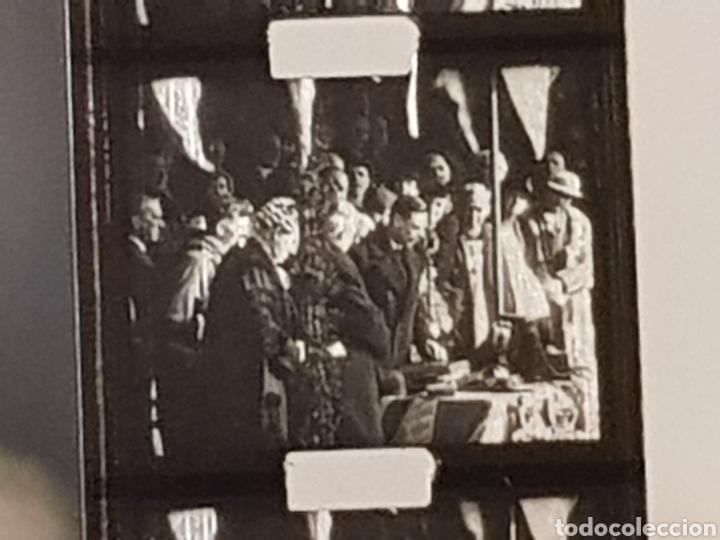 Antigüedades: INEDITO Y MUY RARO - CINTA GRAVADA DEL DUQUE DE YORK INAUGURANDO PUENTE. PHATHESCOPE 9,5 mm. - Foto 5 - 140715437