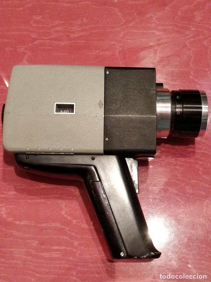 Antigüedades: Tomavistas DART Reflex 3 Chinon Super 8. - Foto 5 - 113066735