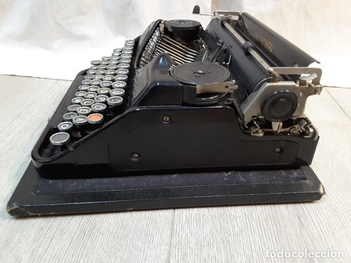 Antigüedades: Máquina de escribir Continental. Años 30 - Foto 5 - 141224930