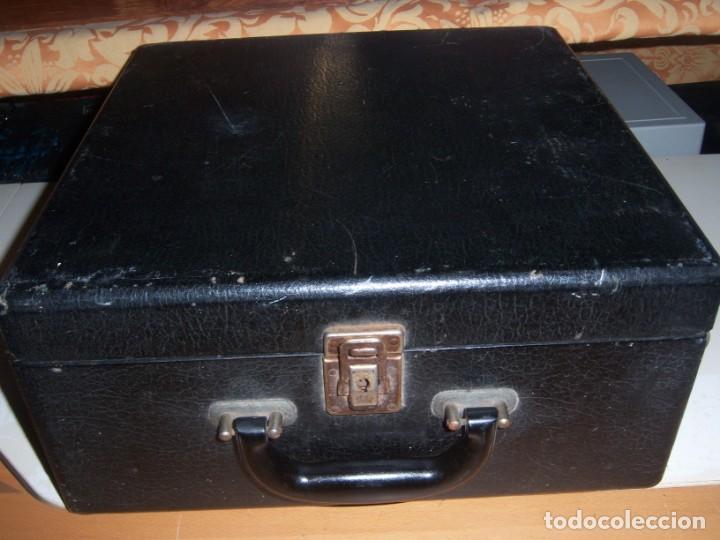 MAQUINA DE ESCRIBIR (Antigüedades - Técnicas - Máquinas de Escribir Antiguas - Remington)