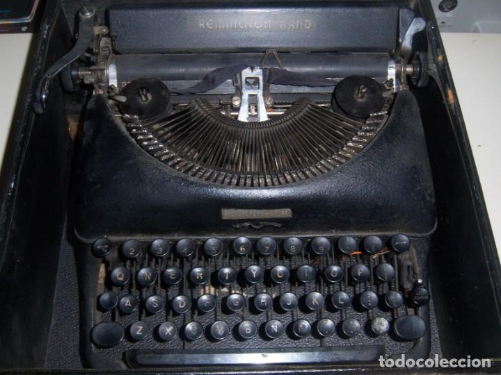 Antigüedades: maquina de escribir - Foto 2 - 141231354