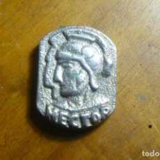 Antigüedades: ANTIGUO TAPA CERRADURAS METÀLICO . Lote 141549790