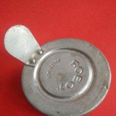 Antigüedades: PEQUEÑO QUEMADOR ROBOT DE ALCOHOL ANTIGUO. Lote 141664170