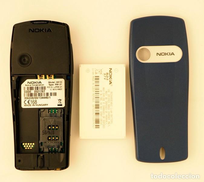 Teléfonos: Nokia 6610i - Foto 4 - 141731274