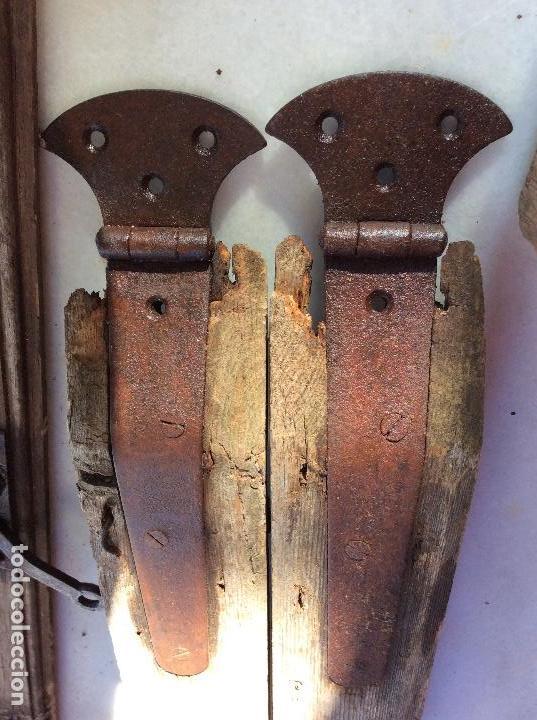 Antigüedades: Cerradura con cerrojo - Foto 5 - 116192311