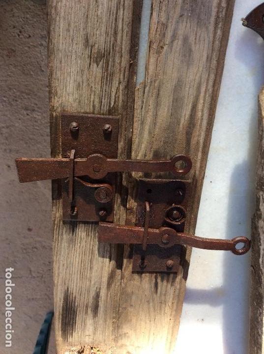 Antigüedades: Cerradura con cerrojo - Foto 6 - 116192311