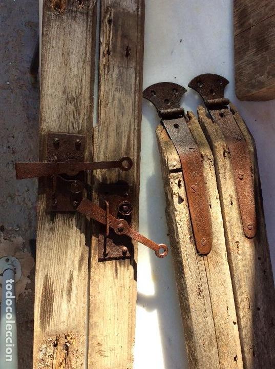 Antigüedades: Cerradura con cerrojo - Foto 9 - 116192311