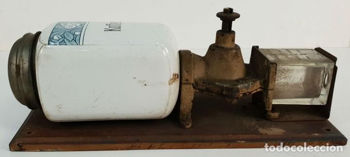 Antigüedades: MOLINILLO DE CAFE DE MURAL. ALEX ANDERWERK. ALEMANIA. CIRCA 1950. - Foto 6 - 142054454