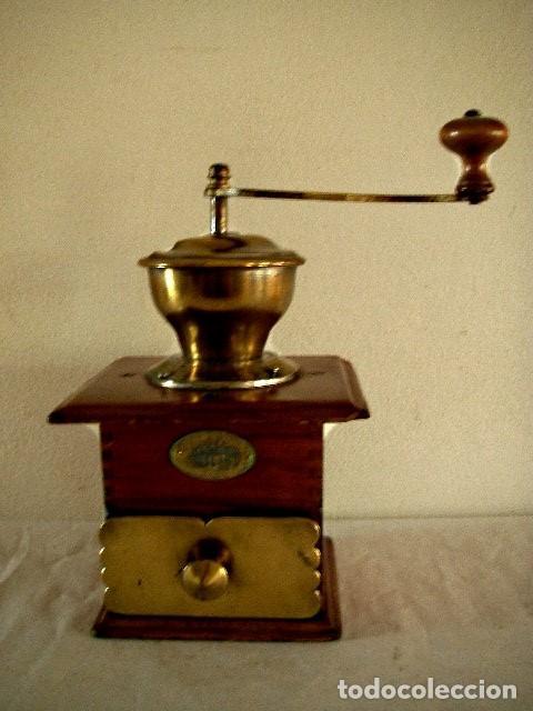 MOLINILLOS DE CAFÉ ANTIGUO. (Antigüedades - Técnicas - Molinillos de Café Antiguos)