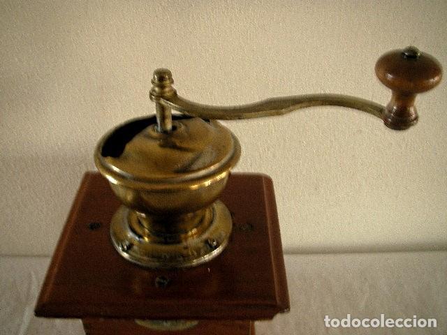 Antigüedades: Molinillos de Café antiguo. - Foto 3 - 142065158