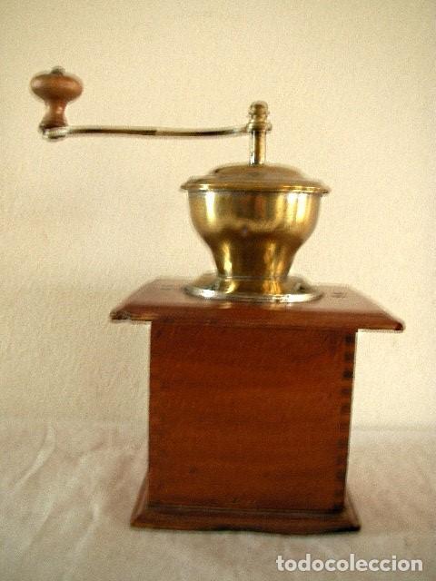 Antigüedades: Molinillos de Café antiguo. - Foto 4 - 142065158