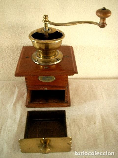 Antigüedades: Molinillos de Café antiguo. - Foto 5 - 142065158