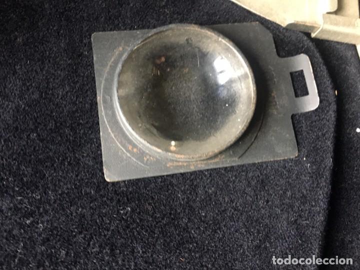 Antigüedades: PIEZAS REPUESTO LINTERNA MÁGICA O PROYECTOR - Foto 2 - 142070150