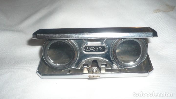 Antigüedades: Prismáticos plegables Sport Glass - Made in Japan - Foto 2 - 142070650