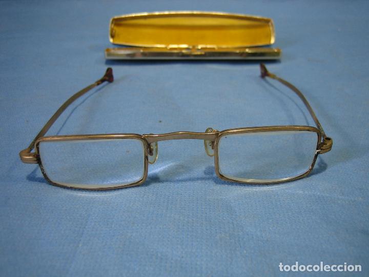 ANTIGUAS GAFAS JAPONESAS (Antigüedades - Técnicas - Instrumentos Ópticos - Gafas Antiguas)