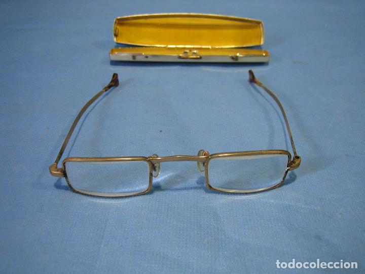 Antigüedades: Antiguas gafas Japonesas - Foto 2 - 142095806