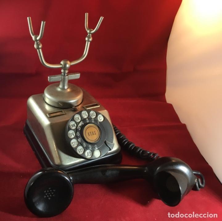 Teléfonos: Antiguo teléfono danés KTAS D-30 - Kjøbenhavns Telefon Aktieselskab - Foto 4 - 142162430