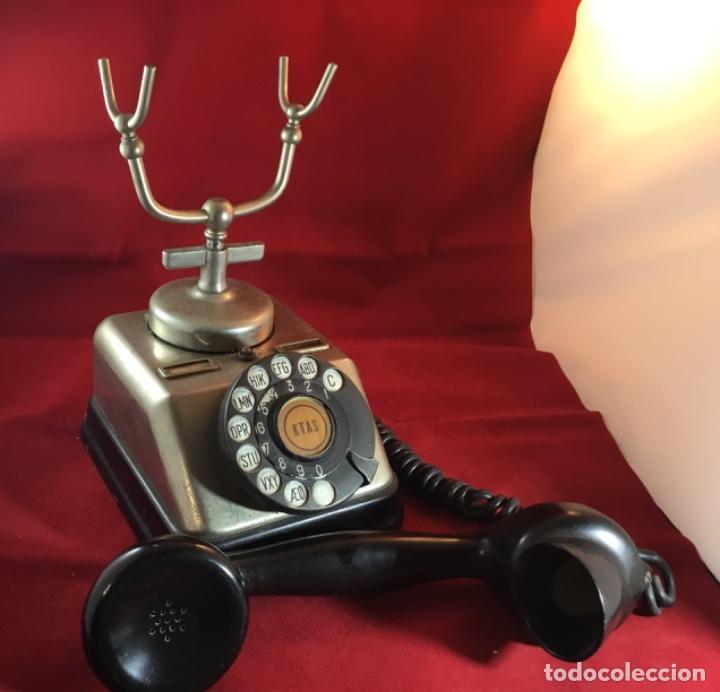 Teléfonos: Antiguo teléfono danés KTAS D-30 - Kjøbenhavns Telefon Aktieselskab - Foto 7 - 142162430