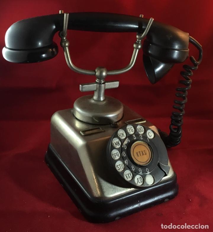 Teléfonos: Antiguo teléfono danés KTAS D-30 - Kjøbenhavns Telefon Aktieselskab - Foto 9 - 142162430