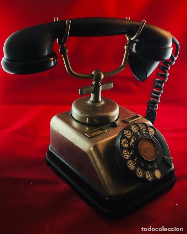 Teléfonos: Antiguo teléfono danés KTAS D-30 - Kjøbenhavns Telefon Aktieselskab - Foto 11 - 142162430