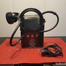 Antigüedades: LAMPARA MINERO BUND THW. Lote 175740190