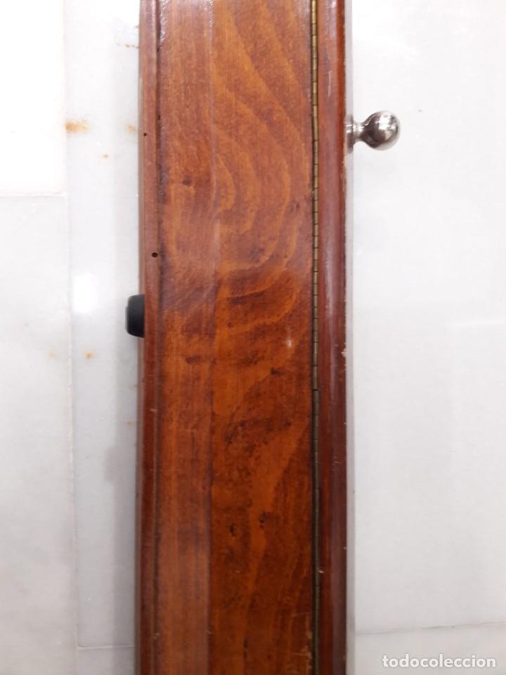 Antigüedades: antigua tricotosa de lana marca LANOFIX MODELO INDUSTRIAL PATENTADO DOBLE MANIVELA Nº 405 - Foto 12 - 142327170