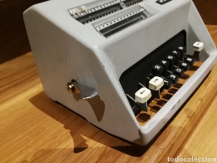 Antigüedades: Calculadora mecánica Facit - Foto 2 - 142336868