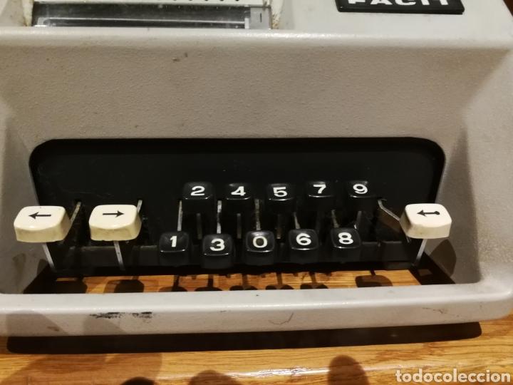 Antigüedades: Calculadora mecánica Facit - Foto 3 - 142336868
