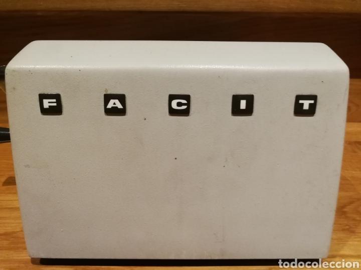 Antigüedades: Calculadora mecánica Facit - Foto 8 - 142336868